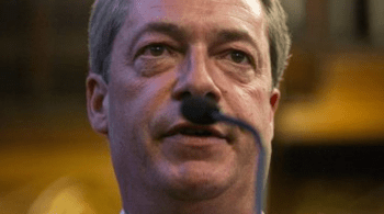 Corporate Christ - Nigel Farage