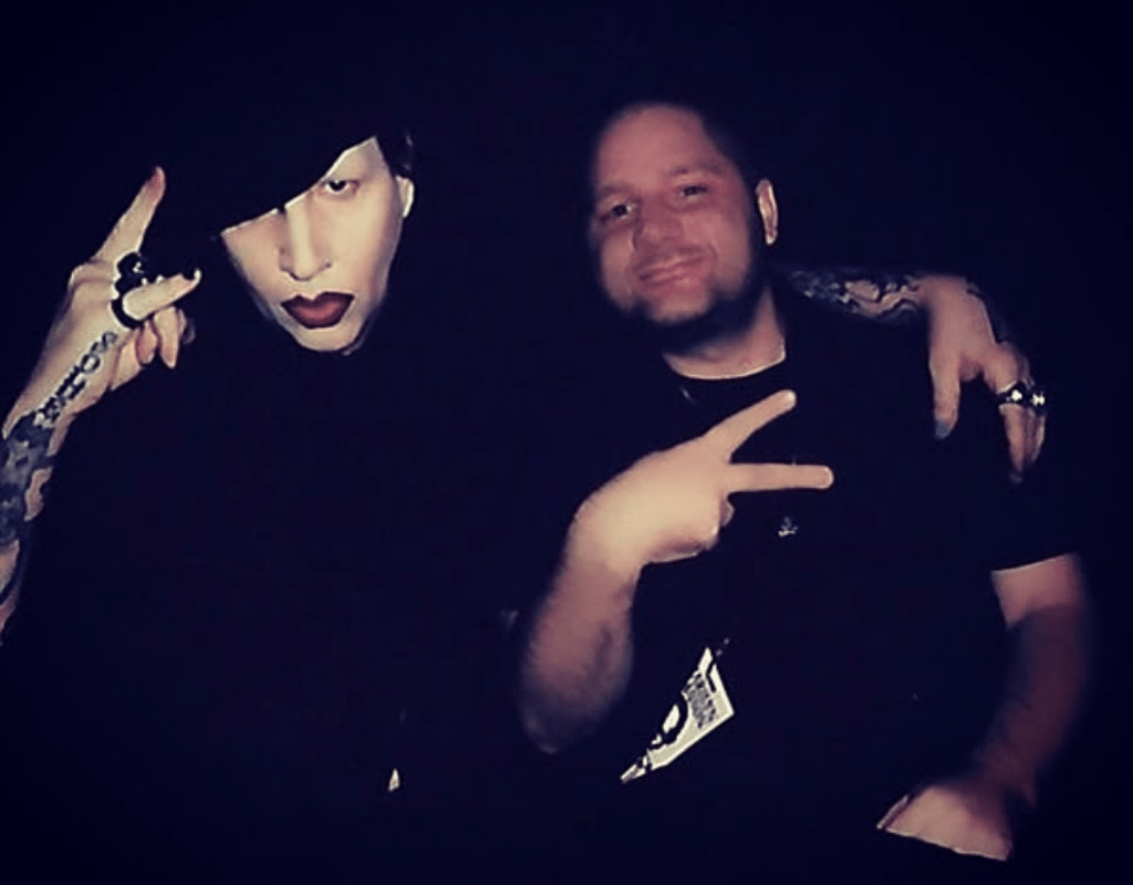 Meeting Marilyn Manson