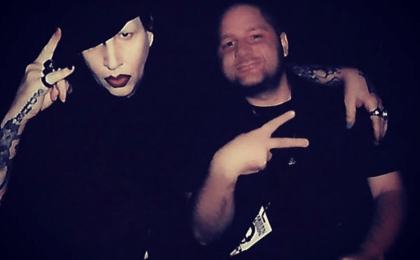 Corporate Christ and Marilyn Manson