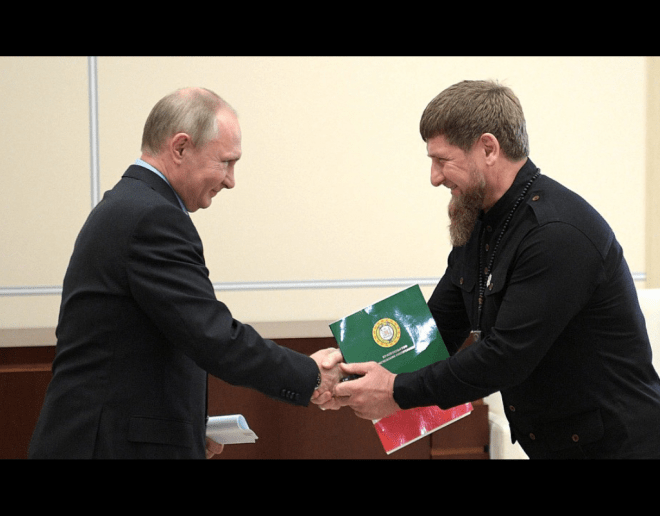 Corporate Christ - Chechnya