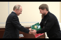 Corporate Christ - Chechnya