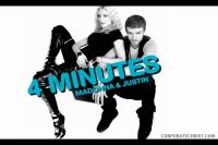 Corporate Christ - Madonna 4 Minutes Remix