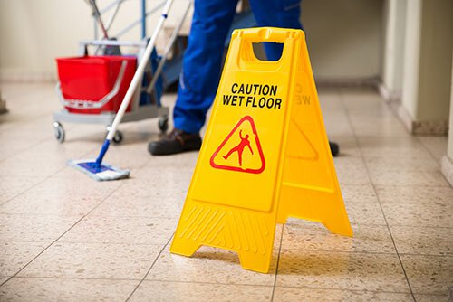 custodial and janitorial services in Grand Rapids, MI
