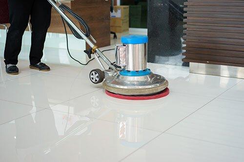Floor Epoxy Removal