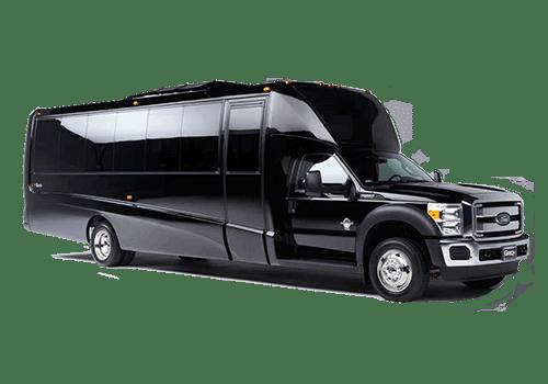 Ford F550 Krystal Body Bus