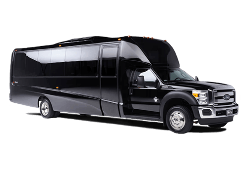 Ford F550 Krystal Body 20 Passenger Party Bus