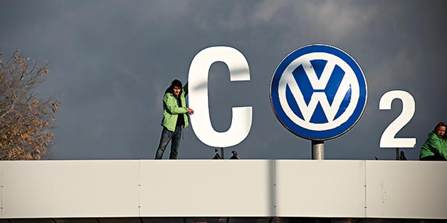 VW CO2