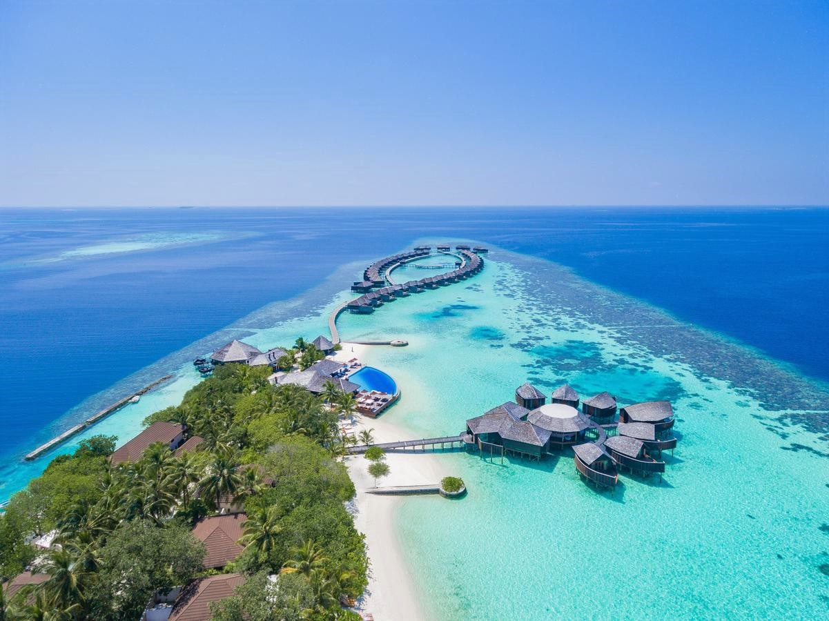 Lily Beach Resort Spa Awarded Best Luxury All Inclusive Resorts In Maldives Corporate Maldives