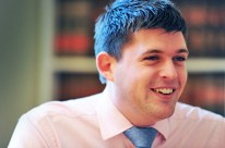 Business Portraits for Barristers' Chambers
