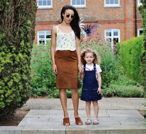 What To Wear on the Weekend, Out of office looks, mother daughter style