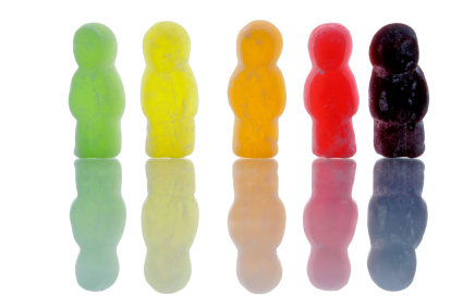 Jelly Bean Diversity
