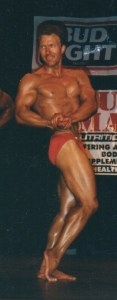 Bill DeSimone in 1996, High Intensity Training Expert and author of HIT Book Congruent Exercise