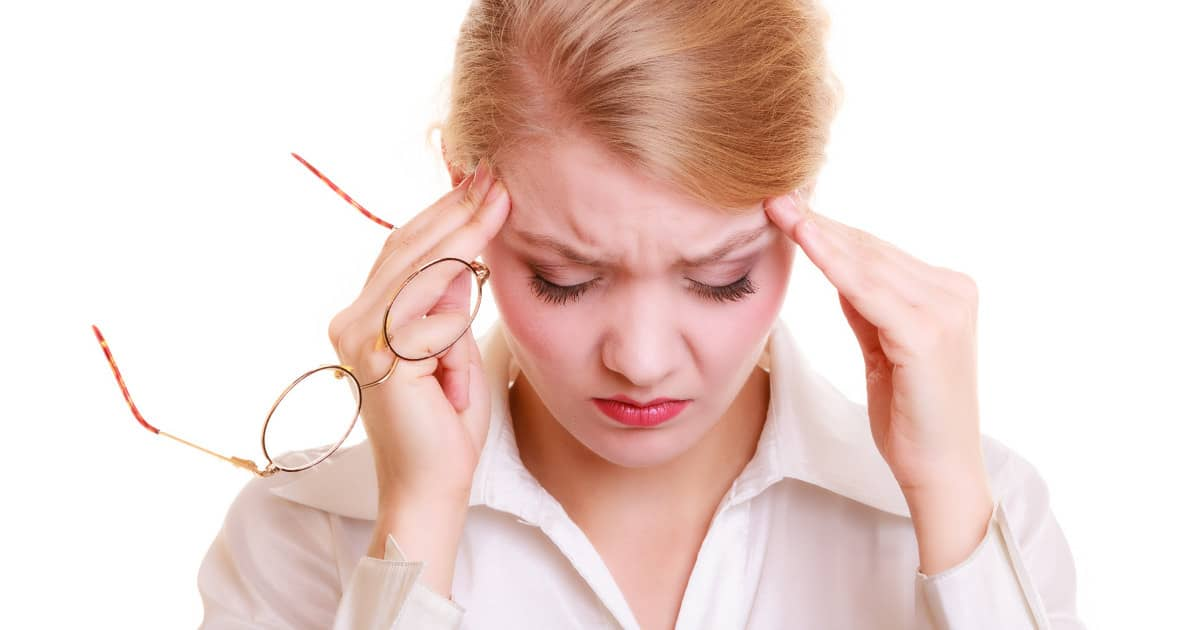 migraines at work - tips for dealing