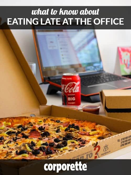 Eating late at the office: is it a never, sometime, or ALL THE TIME thing for you? A lot of different workplaces have different cultures around eating late at work -- billing the client for it -- versus just getting the heck home. What do you do? Women lawyers and other professionals discuss.
