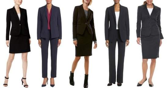 best women's suits of 2018: affordable, stylish interview outfits