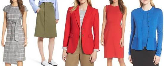 nordstrom anniversary sale 2018 picks under 200 - great workwear picks
