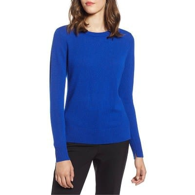 great cashmere sweaters for work - Halogen