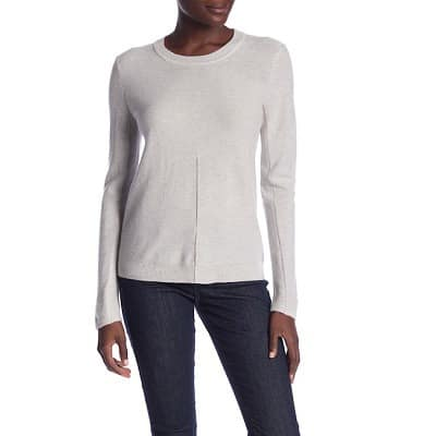 great cashmere sweaters for work - Inhabit