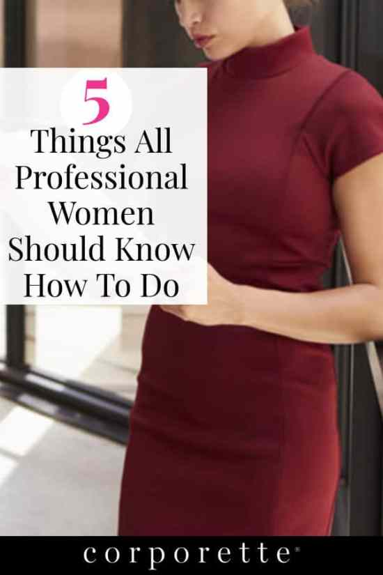 What things should all career women know, whether by age 35 or in general? Kat shared her top 5 things all professional women should know how to do, including how to sing your own praises, how to say no, how to delegate, and more! Don't miss the comments -- lots of great thoughts from the readers on which skills younger professional women should cultivate.