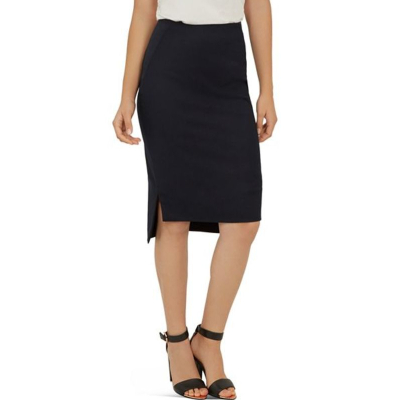 design mistakes for workwear - step hems on skirts for work!