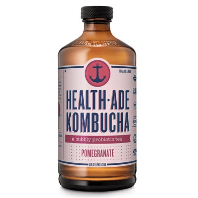 what to drink instead during dry january - kombucha