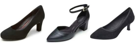 most comfortable heel brands - Rockport