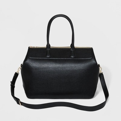 487bce2456 Pictured: Nordstrom Kara Leather Expandable Crossbody Bag