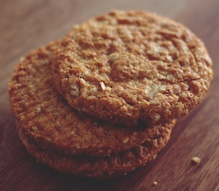 Les cookies aussi sont végétariens !