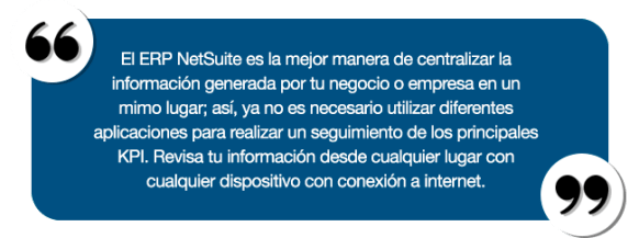 netsuite erp-quote