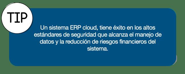 Sistema ERP cloud