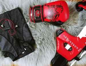 Equipements de boxe
