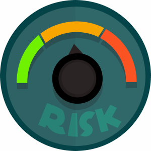 jauge de risque