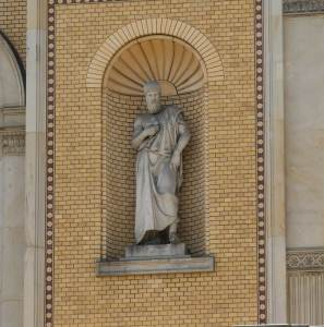 Statue de Platon