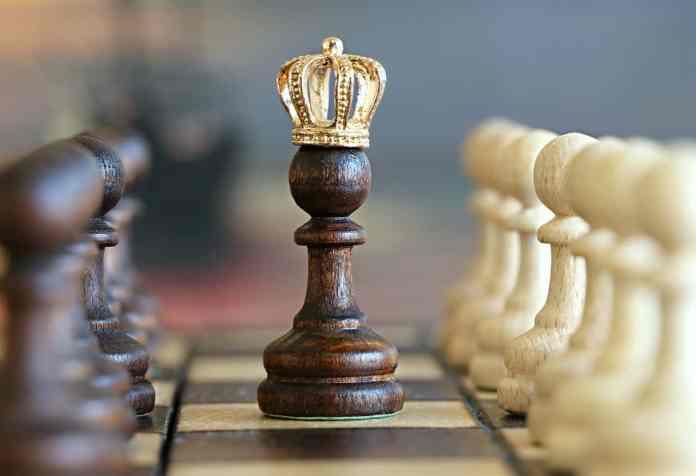 Roi aux échecs