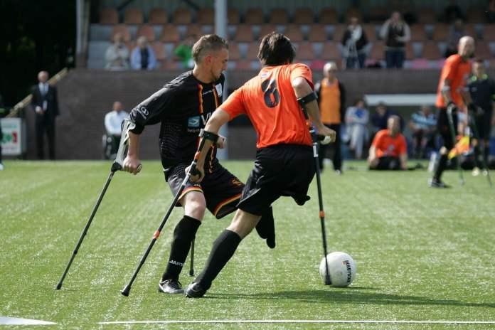 Match de Handi-foot