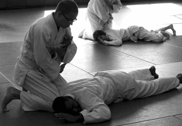 Uke et aïkido