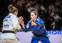 amélie guihur judo haut niveau