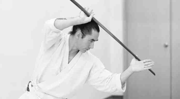 Armes et Aikido, Léo Tamaki