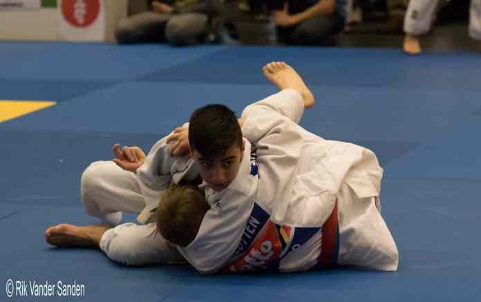 judo ne waza