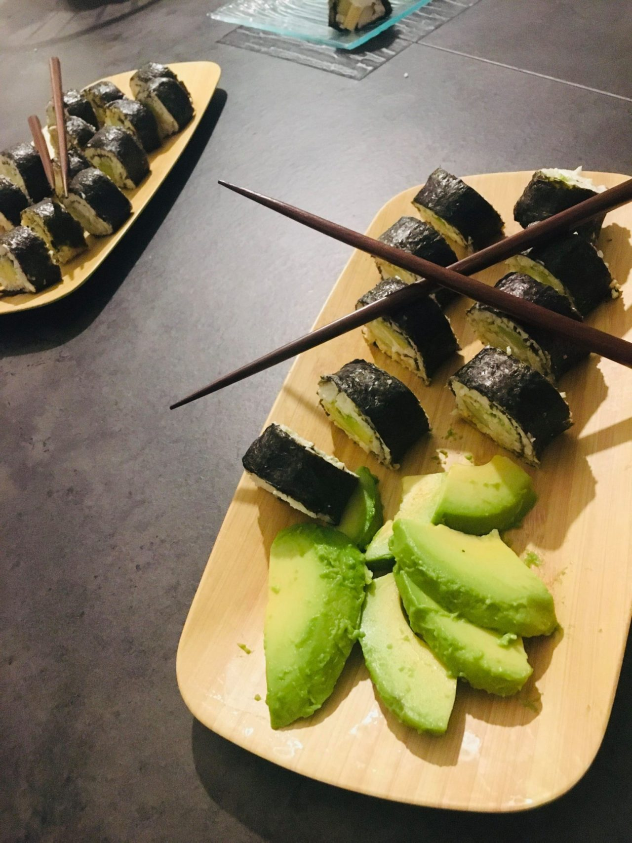 Makis cetogenes keto low carb