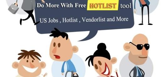US jobs vendorlist