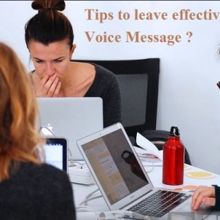 tip to leave effective voice message
