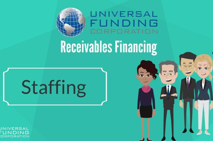 Invoice Financing for Staffing Companies