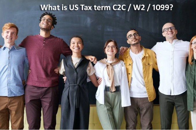 US Tax Terms Explained | Tax Terms in US Staffing | usitrecruit