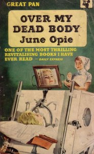 Over My Dead Body, Julie Opie