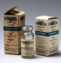 penicillin boxes