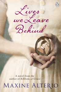 Lives we leave behind, Maxine Alterio