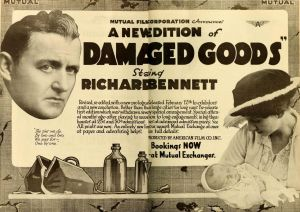 Damaged Goods poster