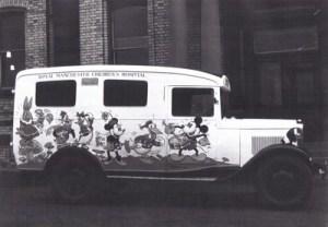 RMCH Ambulance 1945