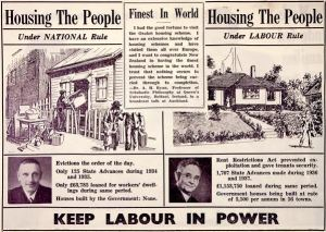 Labour housing campaign